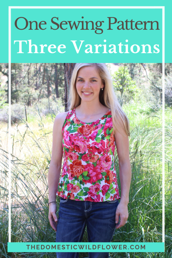 One Sewing Pattern Three Ways: Simplicity 1589