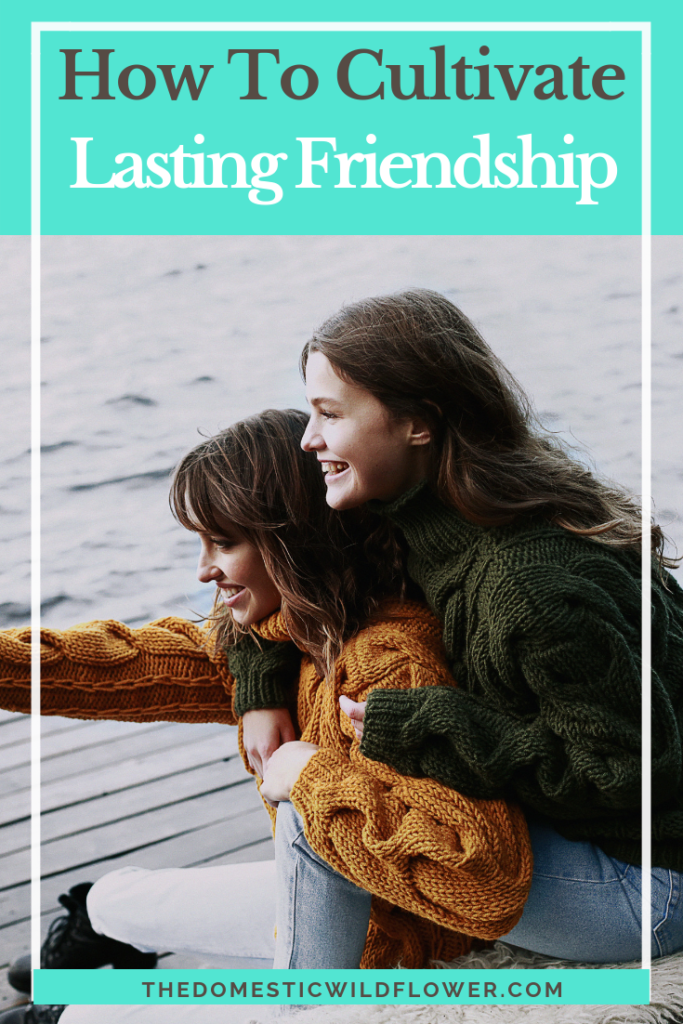 How to Cultivate Lasting Friendship