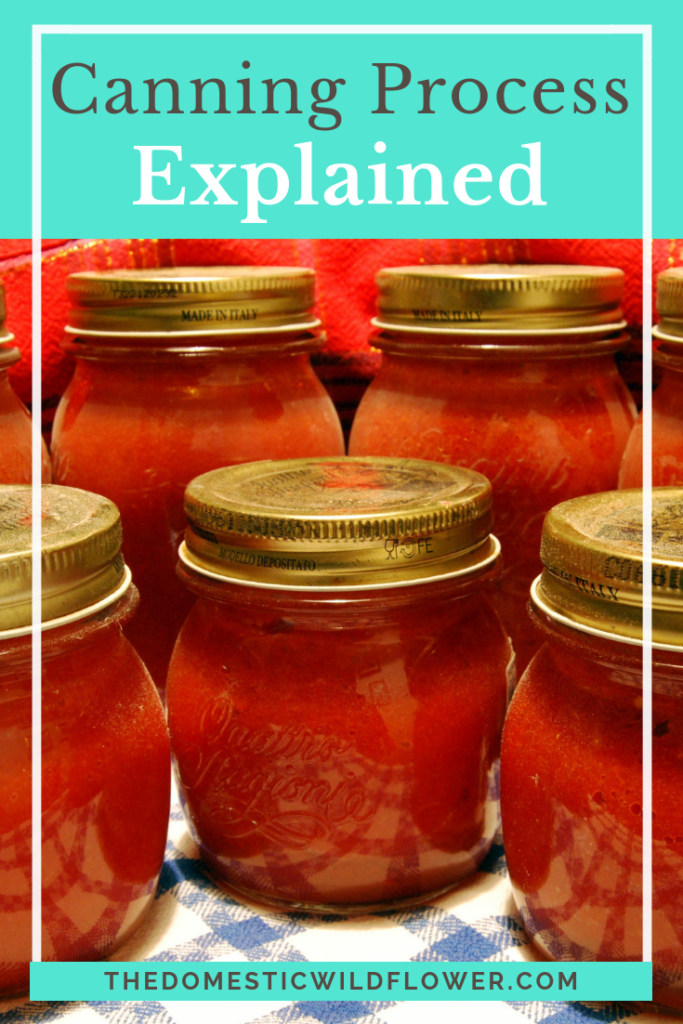 The Canning Process Explained