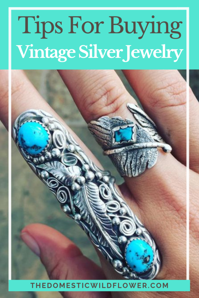 Tips for Buying Vintage Silver Jewelry