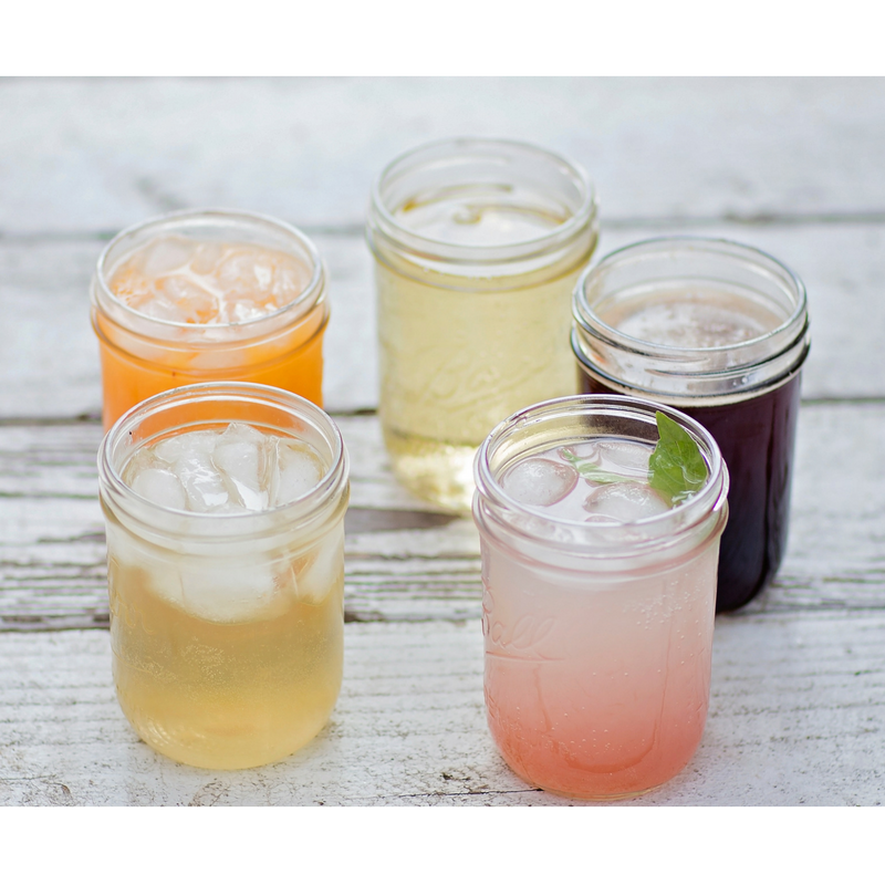 Sign up for the free email course that will teach you how to make a no cook syrup from fresh fruit, sugar, and vinegar. These drinking vinegars are fresh, unique and delicious mixed with sparkling water. The optional shot is divine on a hot day & and they are the most gorgeous, bright colors! Sign up for the free course today!