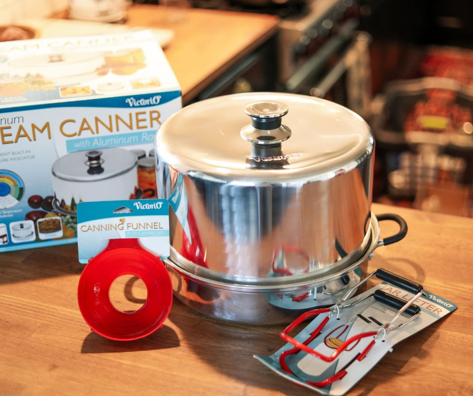 Steam Canner Bundle