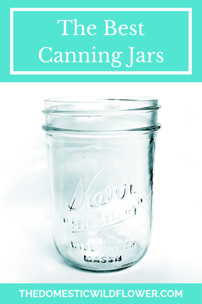 The Best Canning Jars