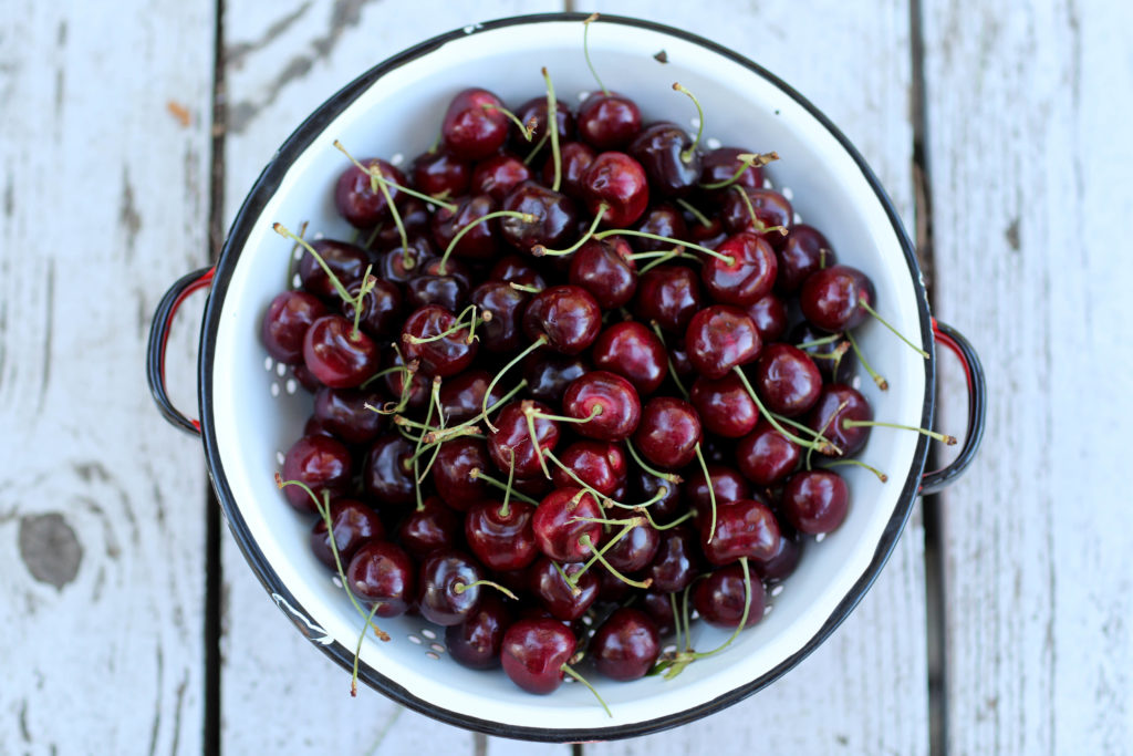 Lime Cherries Canning Recipes