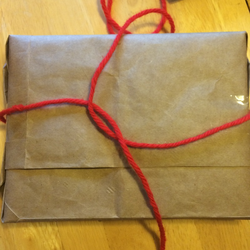 How to Wrap Presents Without The Wasteful Gift Wrap | A Domestic Wildflower Click to read this simple tutorial encouraging readers to give up gift wrap that is expensive and wasteful in favor of an easy technique that saves money and resources. Click to read now!